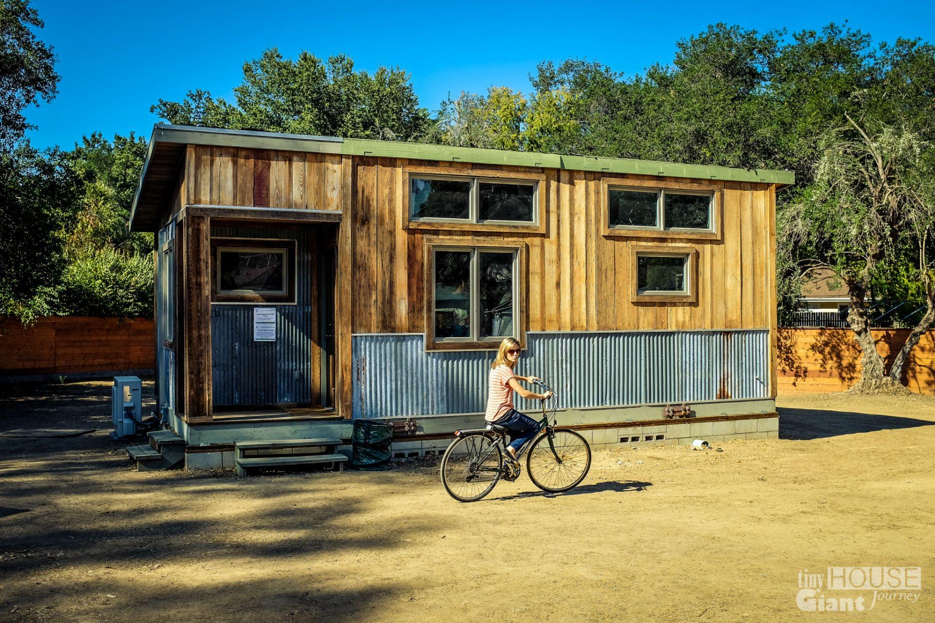 Tiny Home Designs: Ojai Green Home Tour