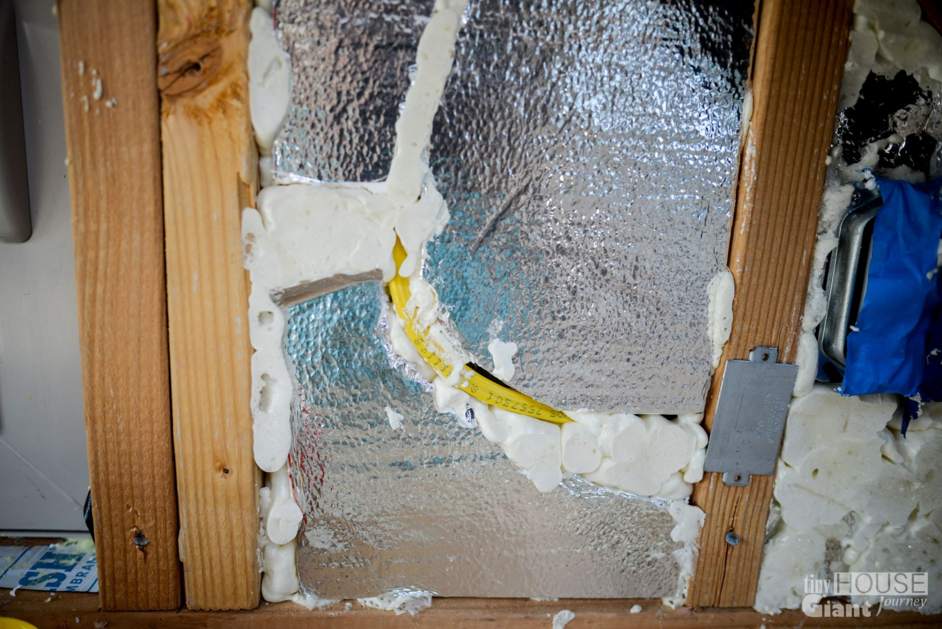 Tiny House Insulation - 0015