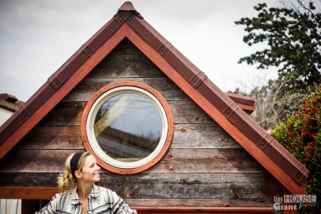 Tiny House Reclaimed Wood Siding - 0048