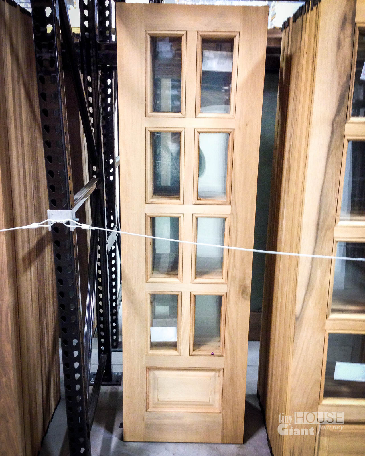 Tiny House Door