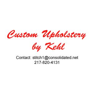 Custom Upholstery by Kehl