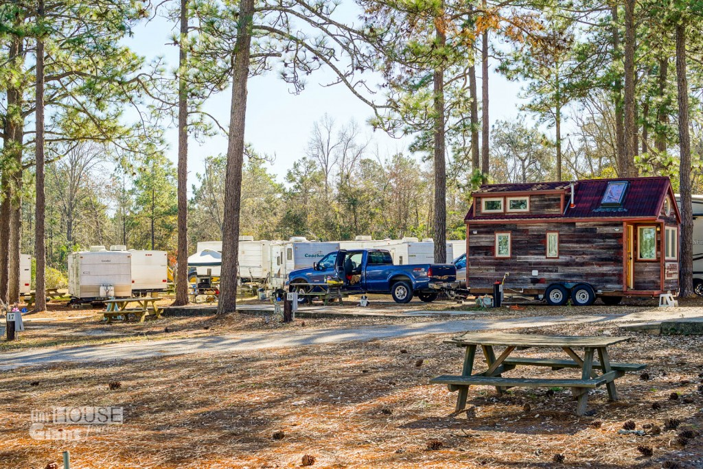 Tiny House Camping A List Of Campsites Across The Usa