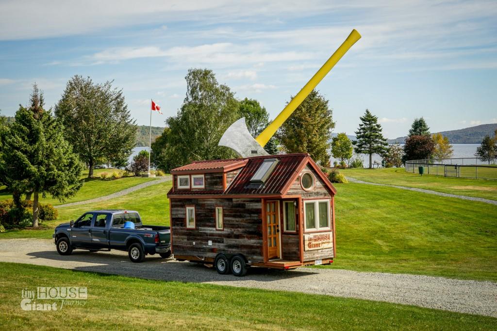 World's Largest Axe, New Brunswick