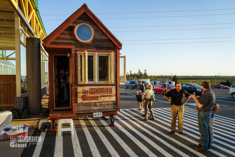 Tiny House Canada Tour FAQ