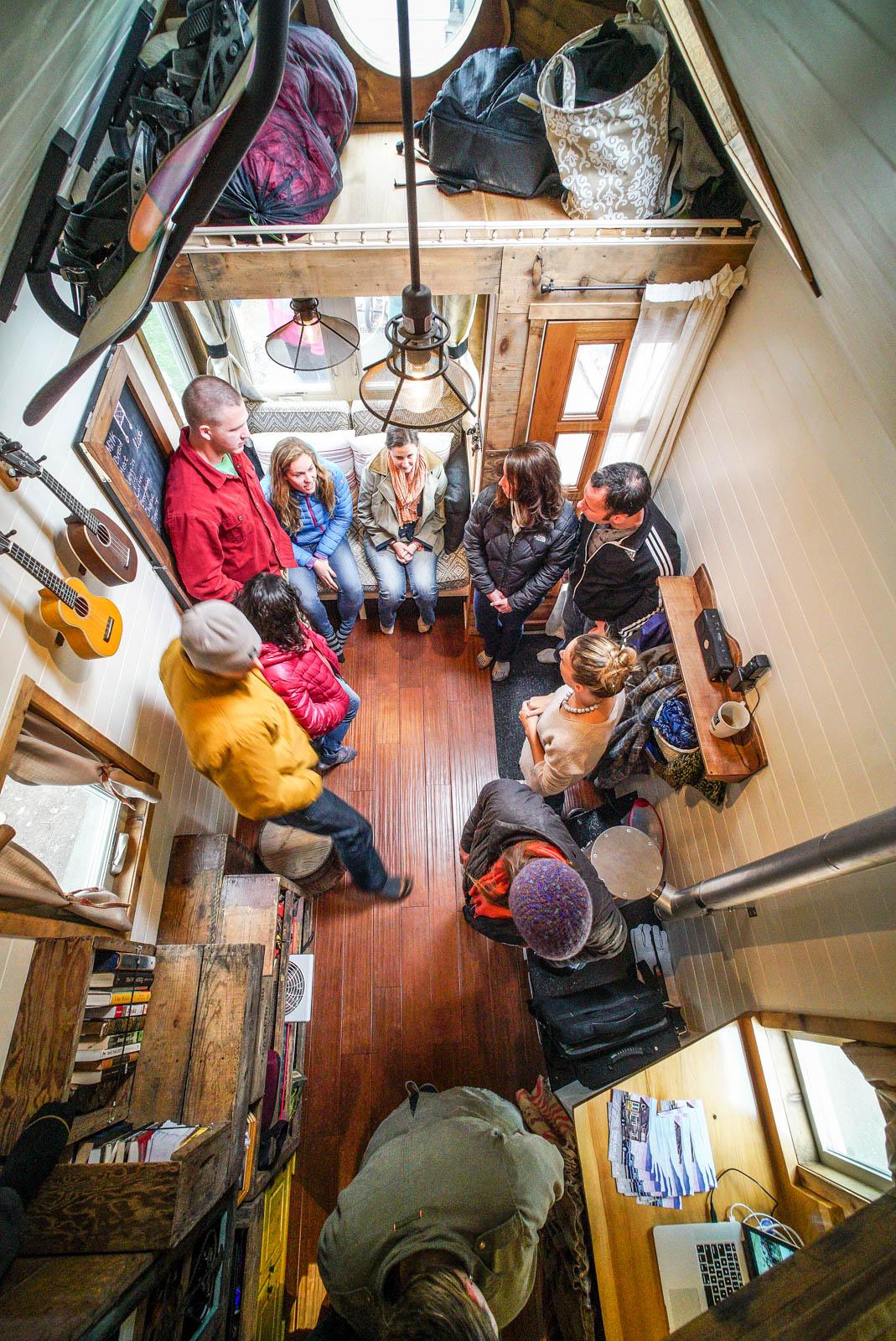 New Haven, CT: White Clam Za & Open House