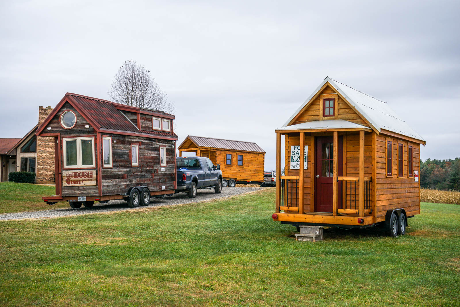 Tiny Homes For Sale Washington State