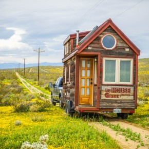 On the Road Archives Tiny House Giant Journey