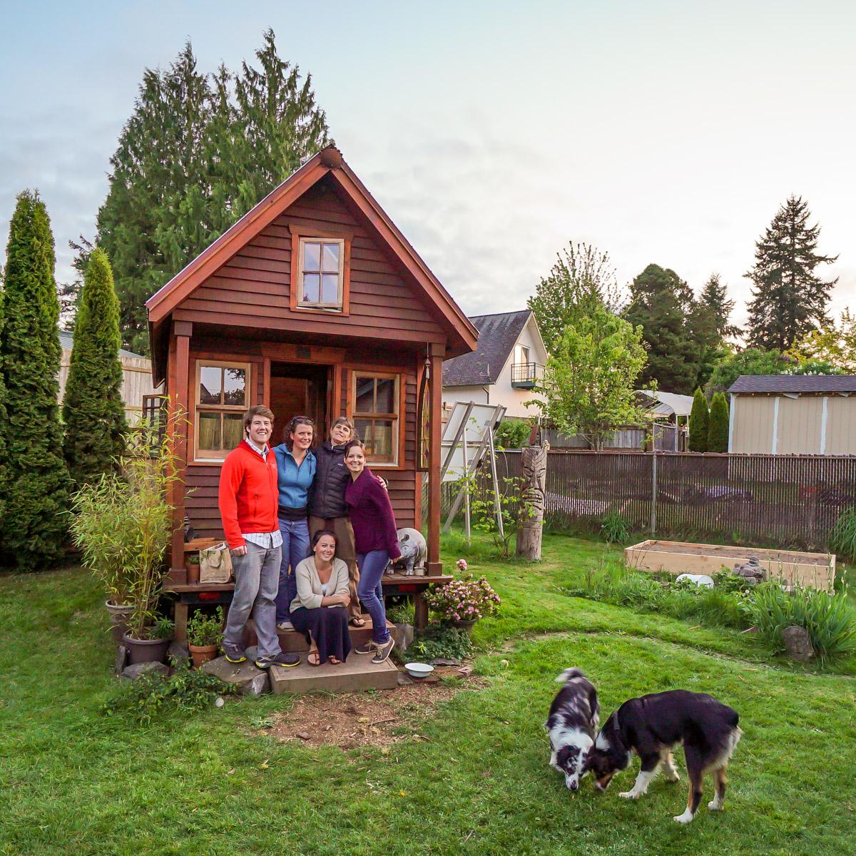 Olympia, WA: Mountain Goats & Tiny House Wrestling