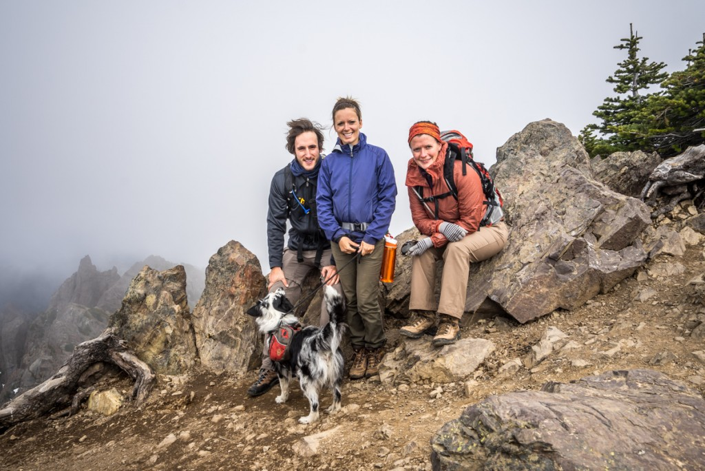 Mt Ellinor Hike And Mountain Goats - 0004