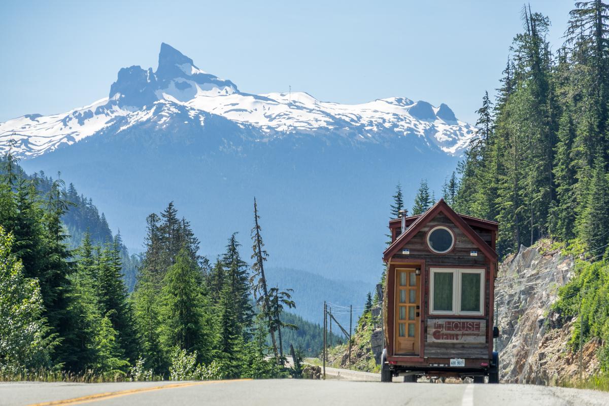 Navigating to Alaska: Sea to Sky Highway