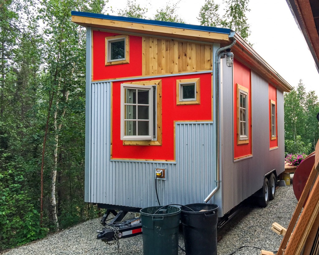 Fairbanks Midnight Sun Tiny House - 0002