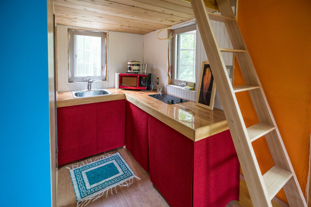 Fairbanks Midnight Sun Tiny House - 0005