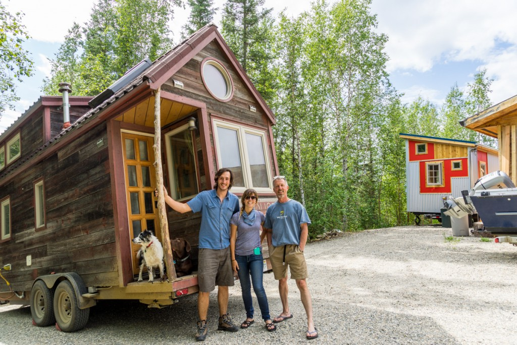 Fairbanks Midnight Sun Tiny House - 0008