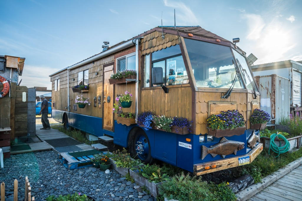 Tiny house giant journey john 75 is no stranger to for Amazing small houses