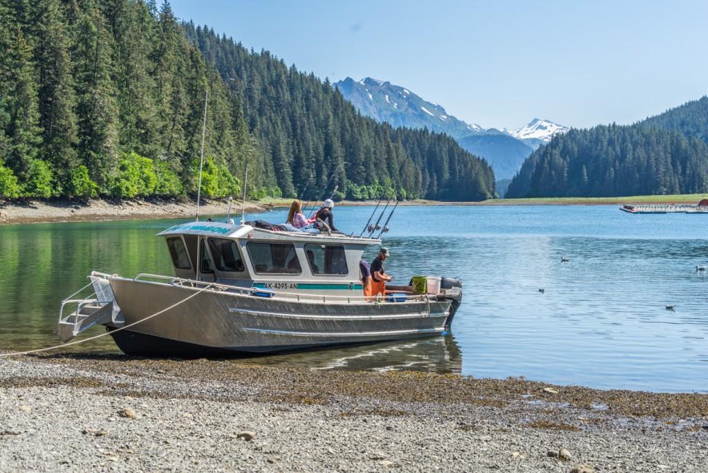 Salmon Fishing Trip - 0014