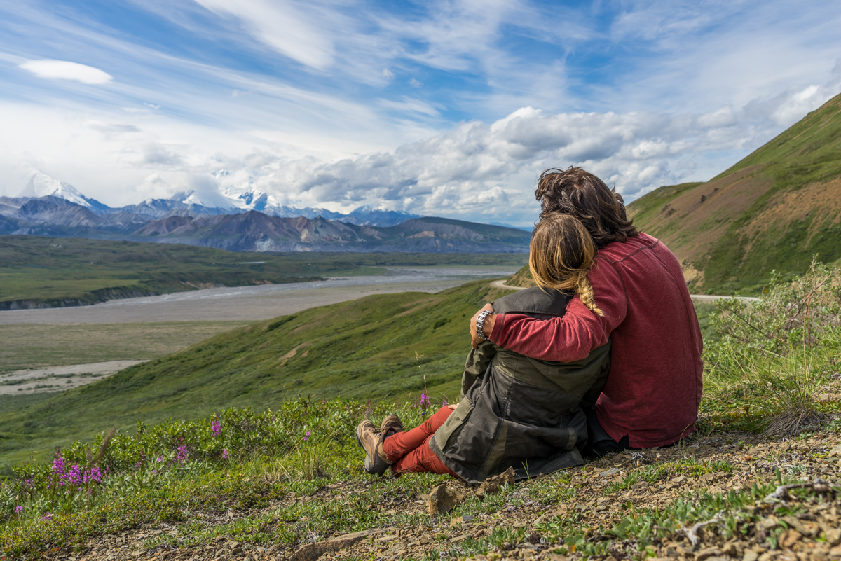 Denali National Park: Camping, Flightseeing & the Green Bus