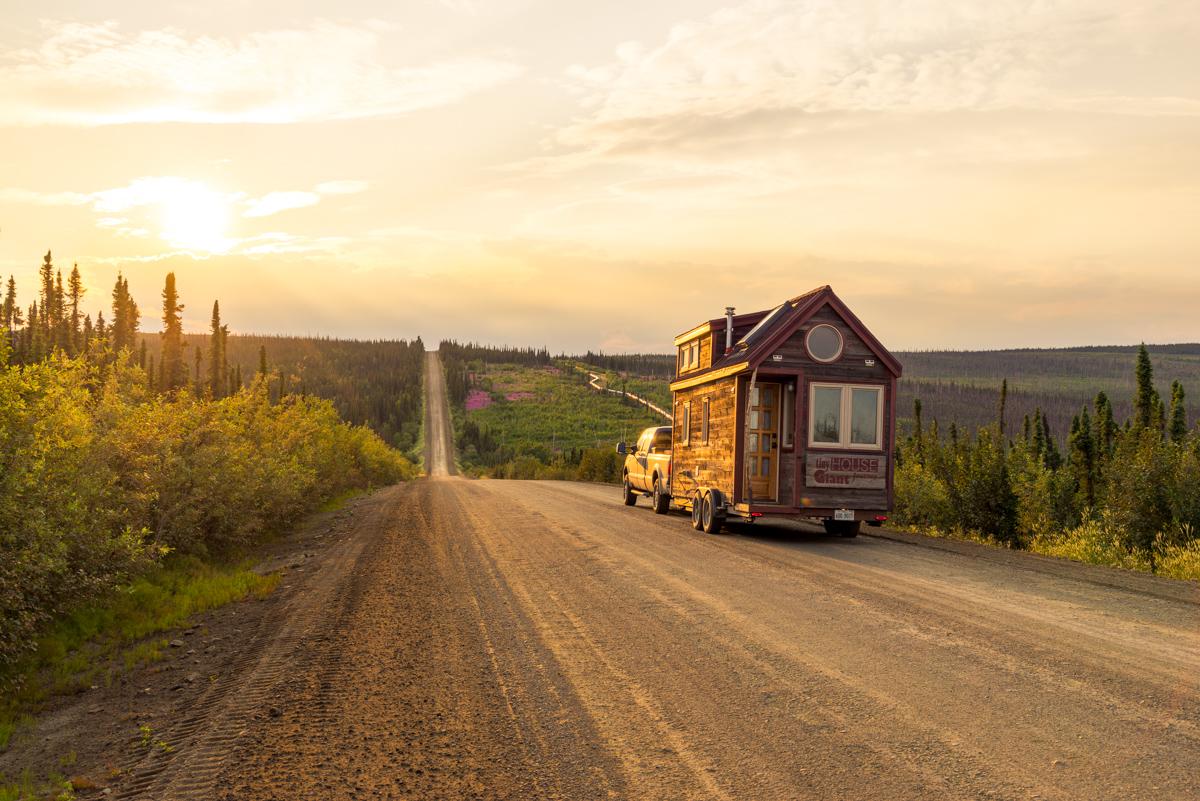 Tiny House Dalton Highway – 0012