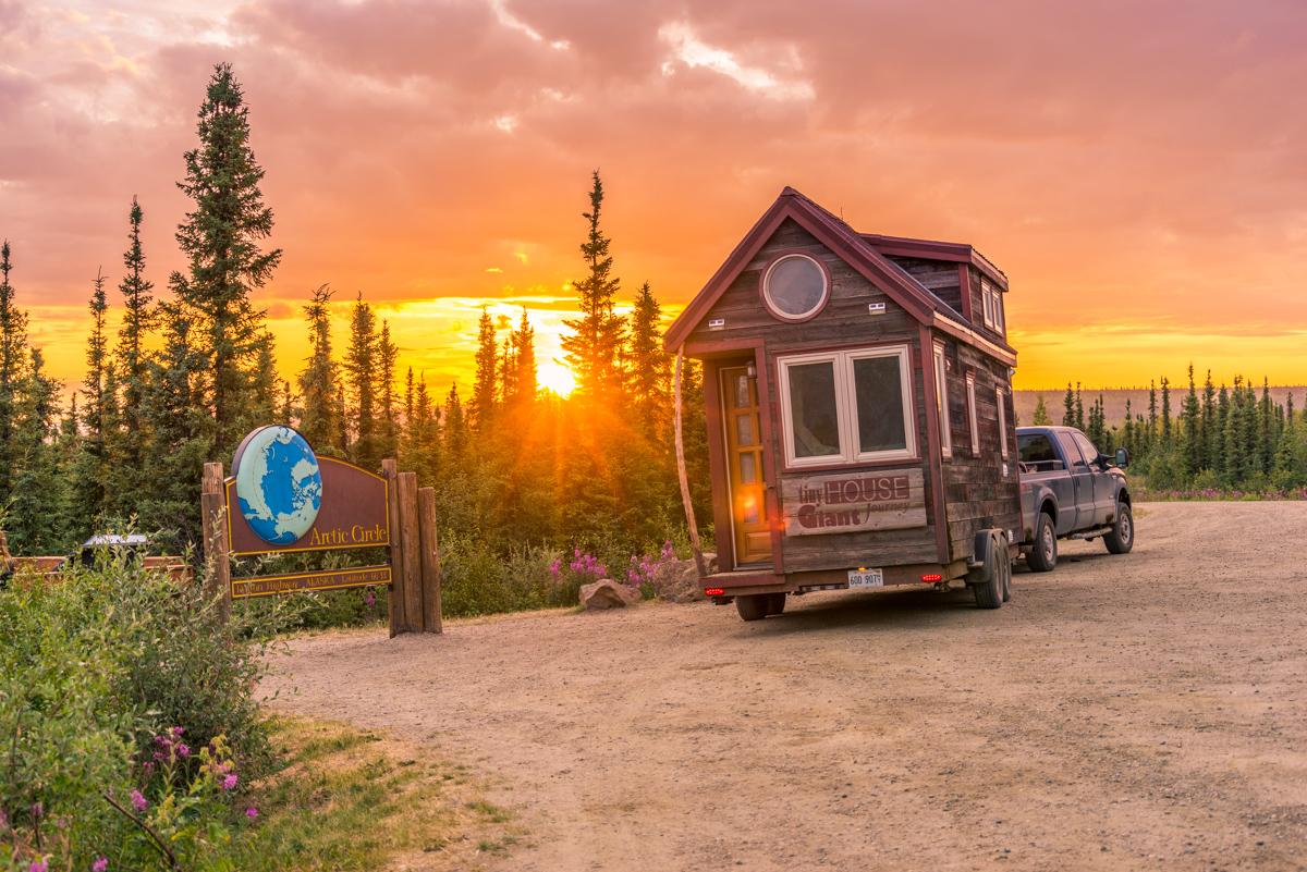 Tiny House Dalton Highway – 0019