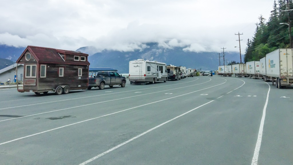 Haines Ferry Loading - 0001