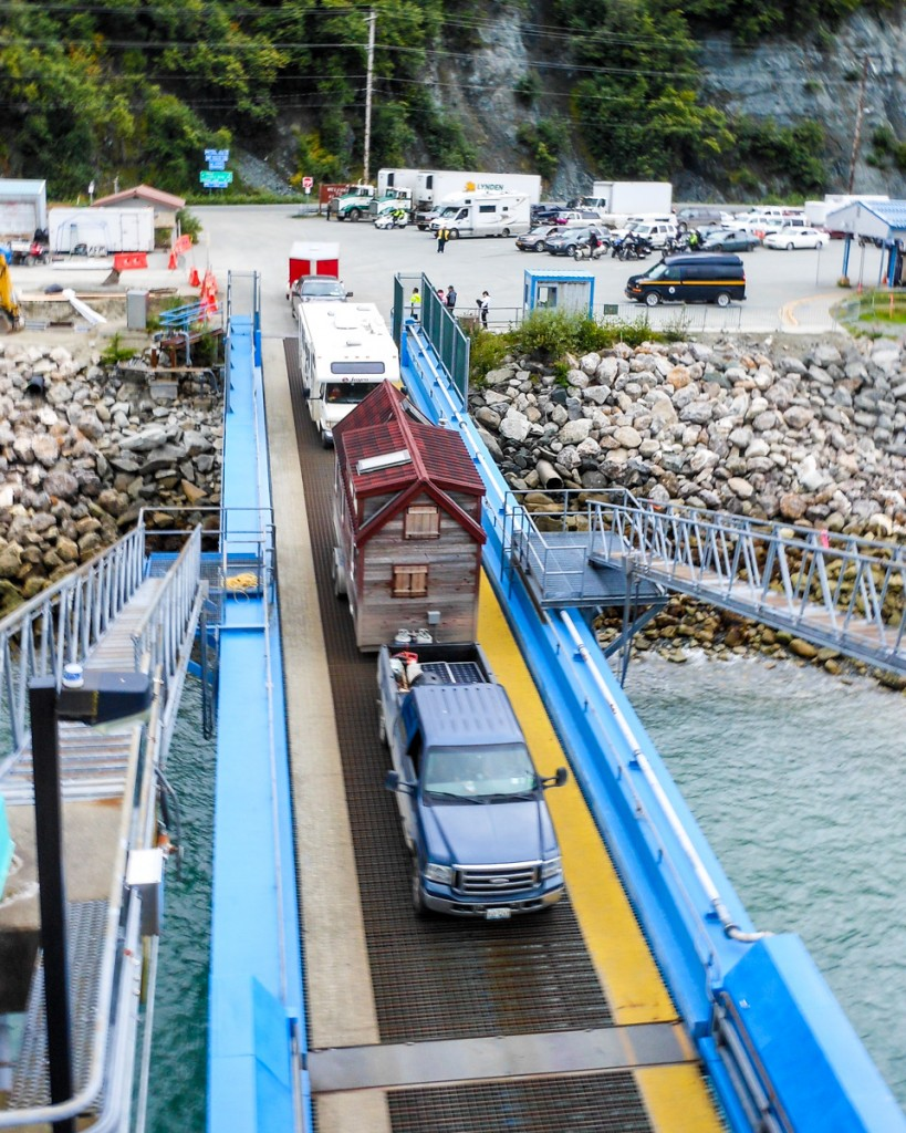 Haines Ferry Loading - 0002