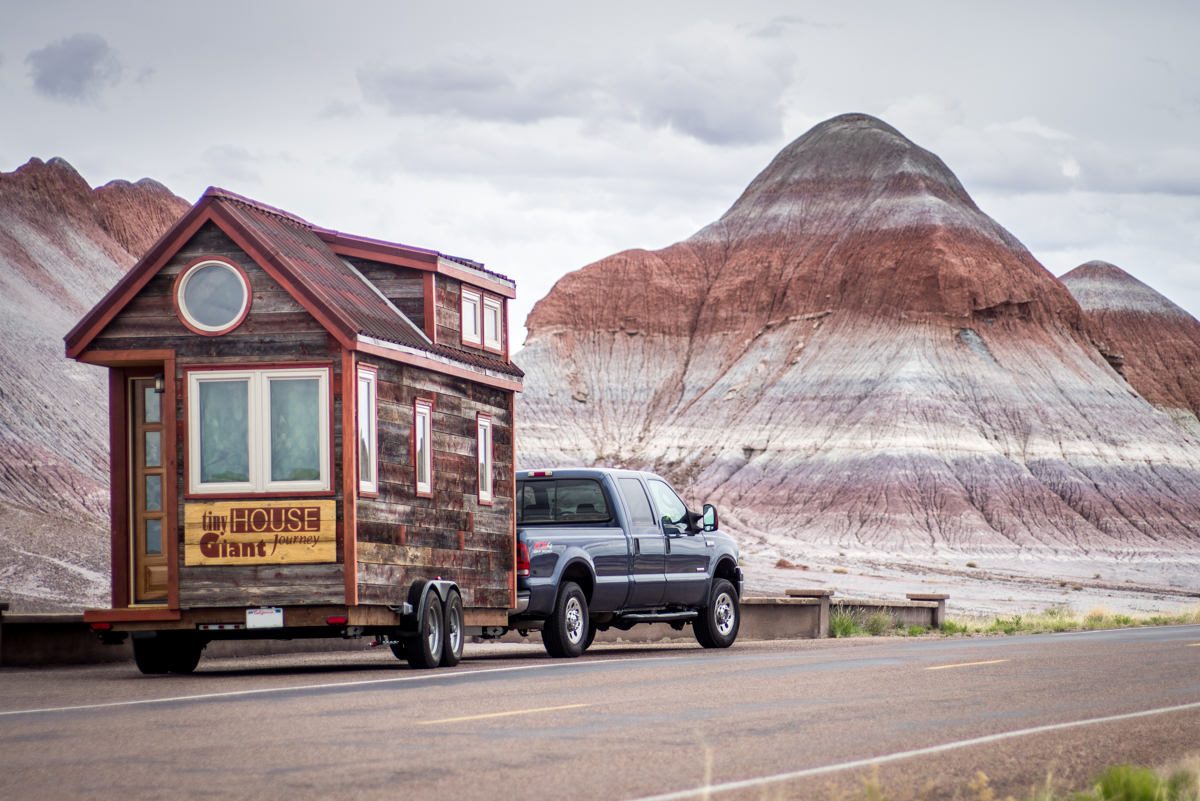 THGJ in Petrified Forest National Park – 0002