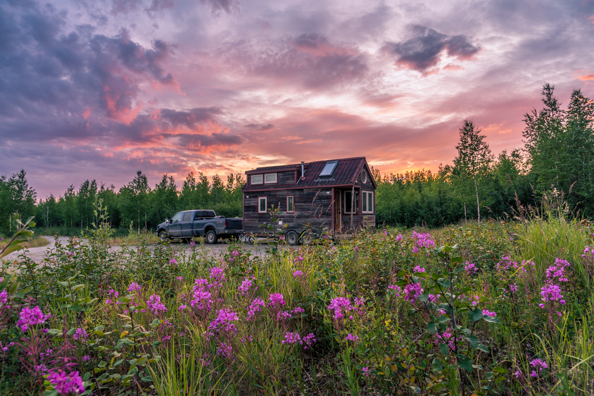 Tiny House Dalton Highway – 0020