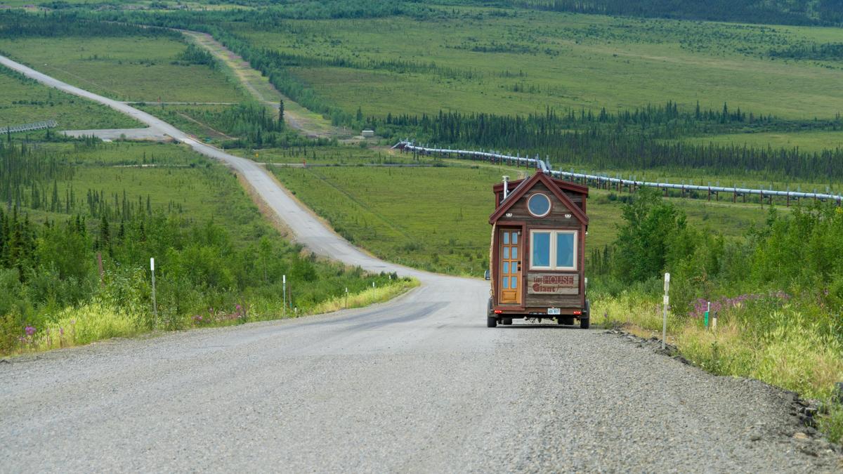 Tiny House Dalton Highway – 0025