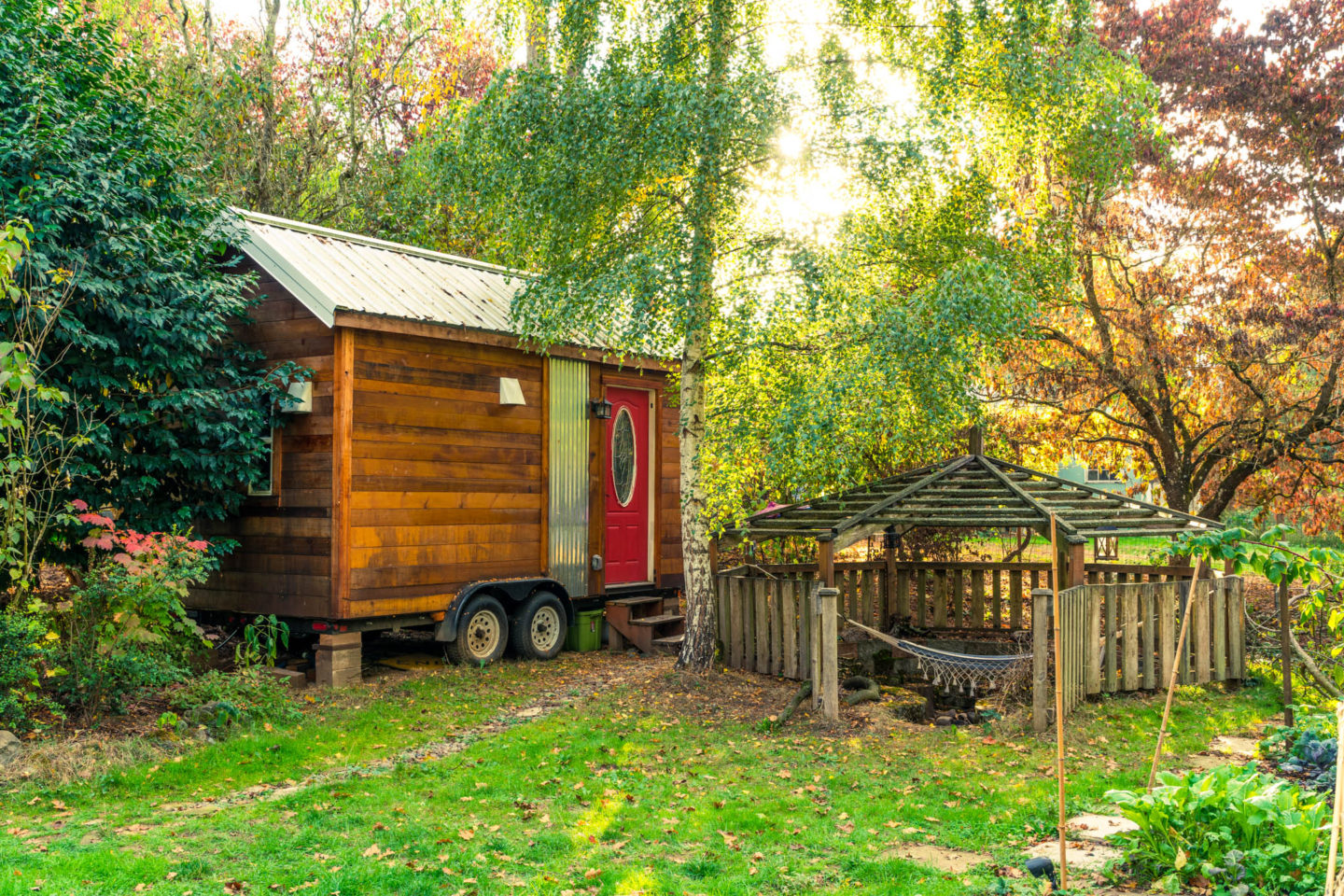 Tiny House Community Celebrates 1 Year Anniversary