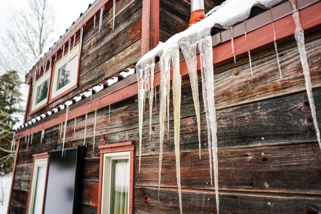 Tiny House winterizing - 0008
