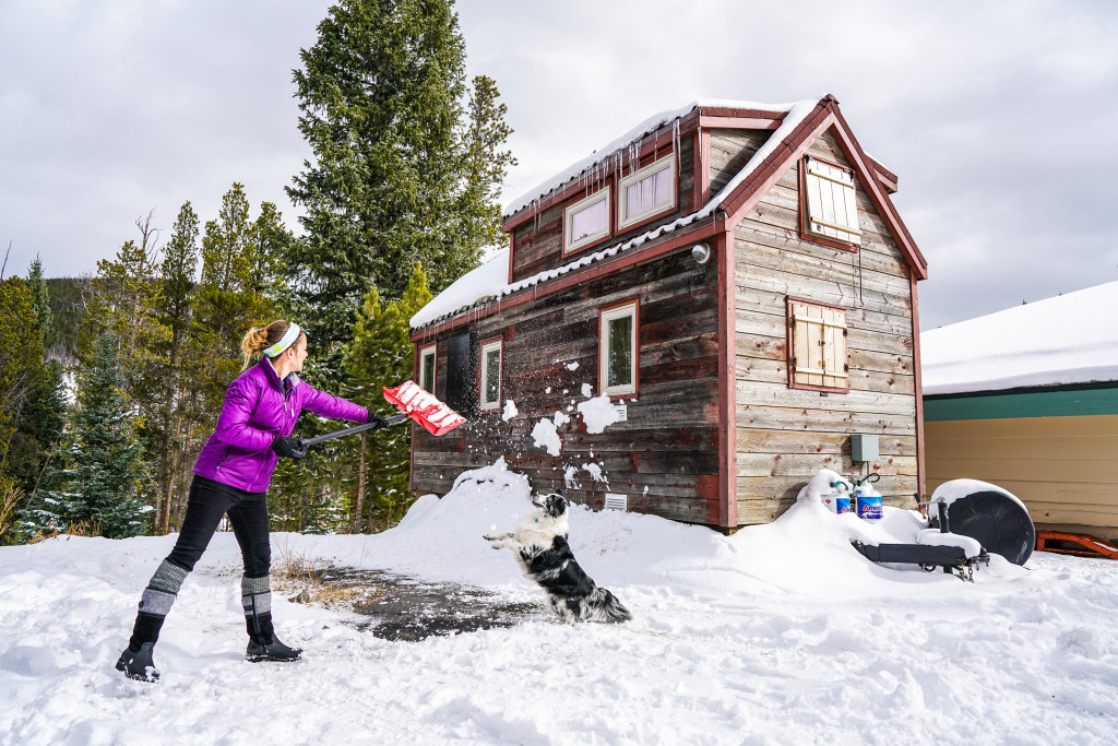 Tiny House winterizing - 0012