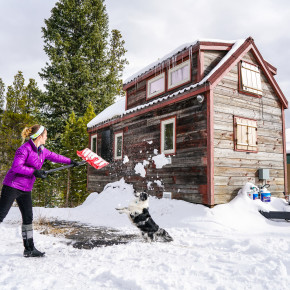Tiny House Cold Climate Prep