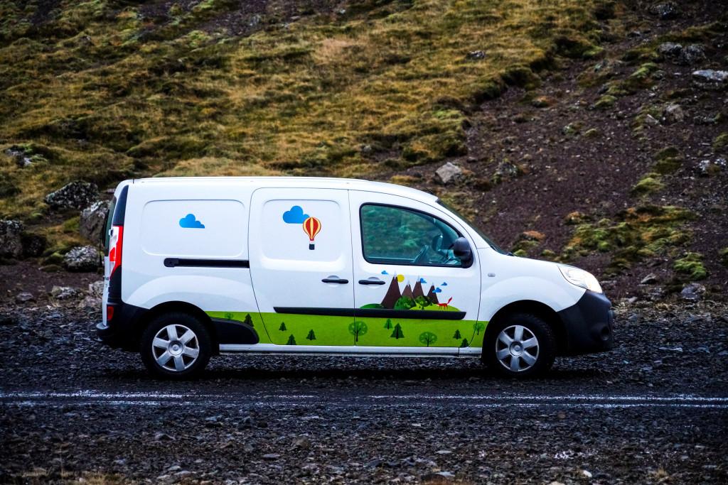 Go Iceland Camper Van - 0006