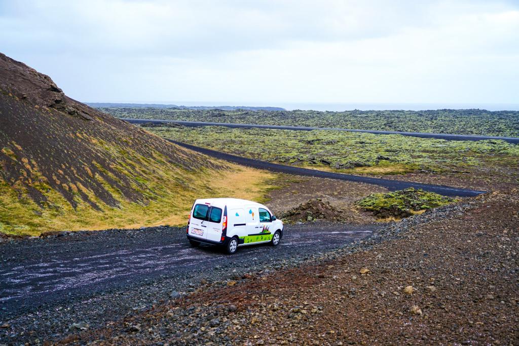 Go Iceland Camper Van - 0008