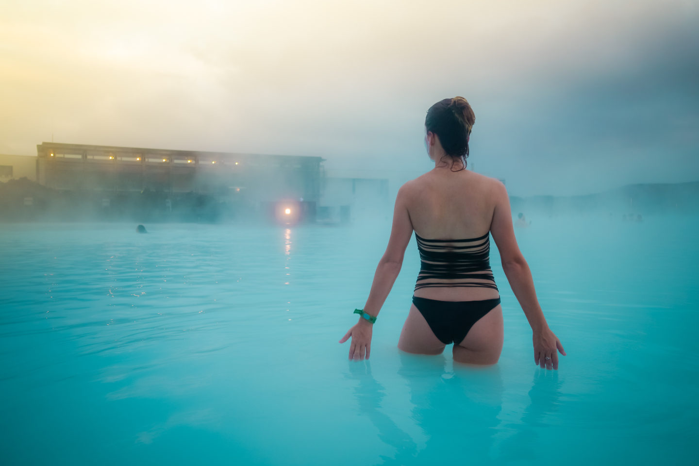Blue Lagoon: A winter visit to Iceland's most famous attraction
