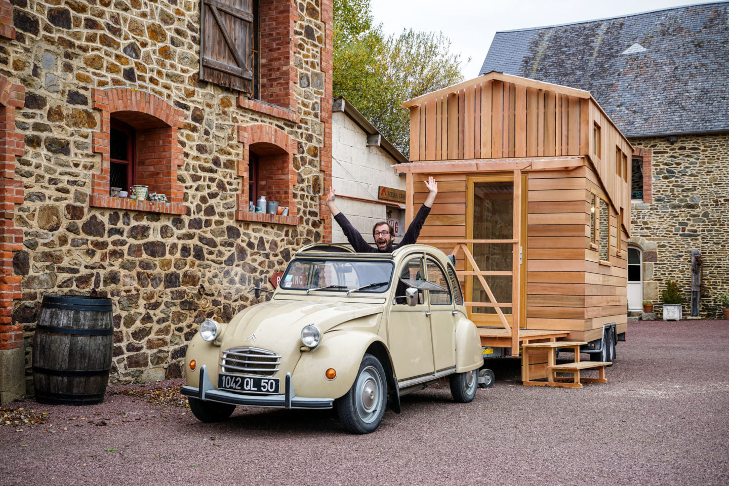 La Tiny House: the French Tiny House Movement