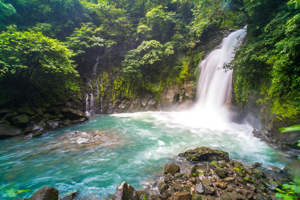 Rio Celeste Adventure To A Bewitching Blue Waterfall