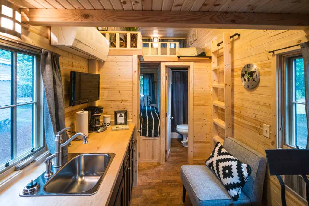 Mt Hood Tiny House Village Atticus Tumbleweed - 0007