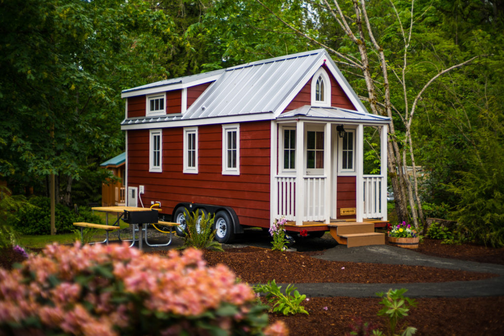 Scarlett Tiny House Tour This Adorable Rental Available