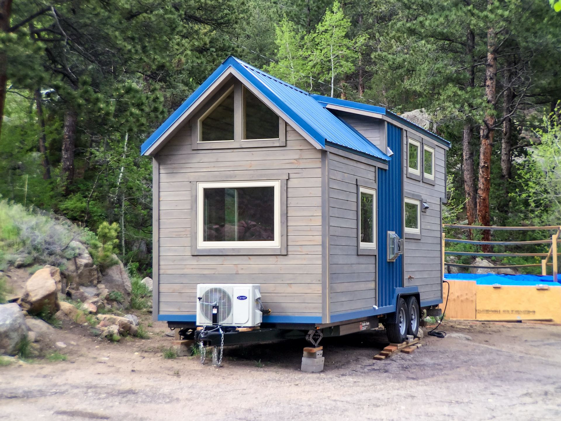 Pleasing Off Grid Tiny House Builders Simblissity Tiny Homes Largest Home Design Picture Inspirations Pitcheantrous