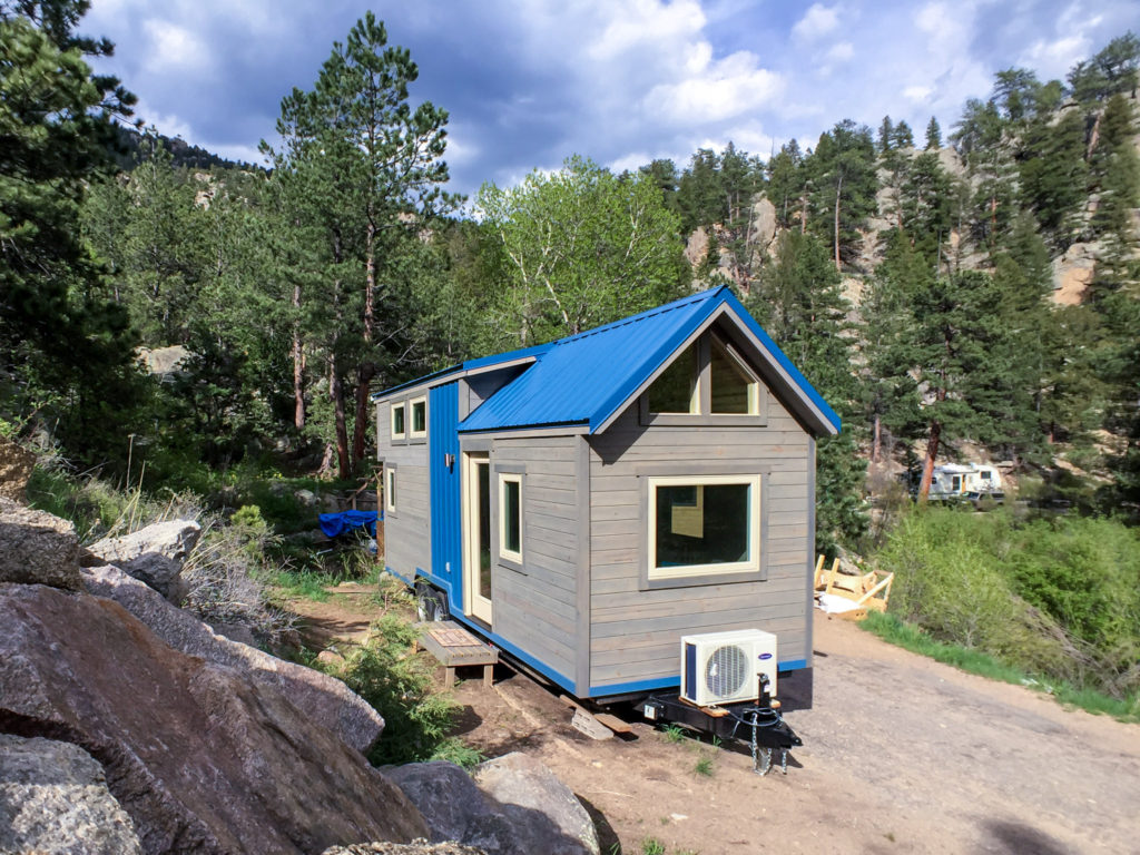 Custom Building Tiny Homes