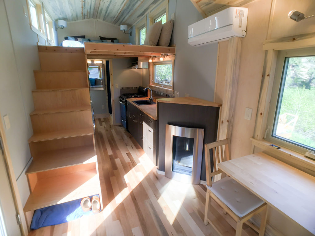Building off grid homes - Simblissity Tiny Homes Off Grid Tiny House Builder