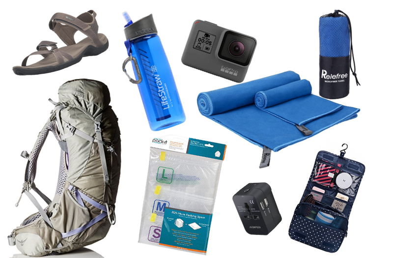 Travel Gear for Minimalist and Budget Backpackers