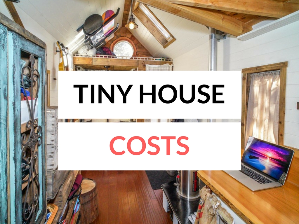 How Much Does A Tiny House Cost Tiny House Blog Open