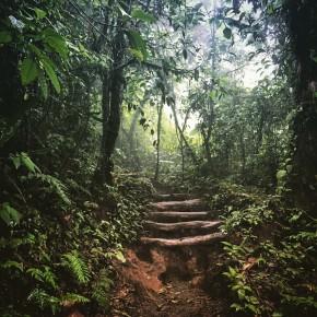"""Costa Rica Volcano! Hike and Swim inside """"Cerro Chato"""""""