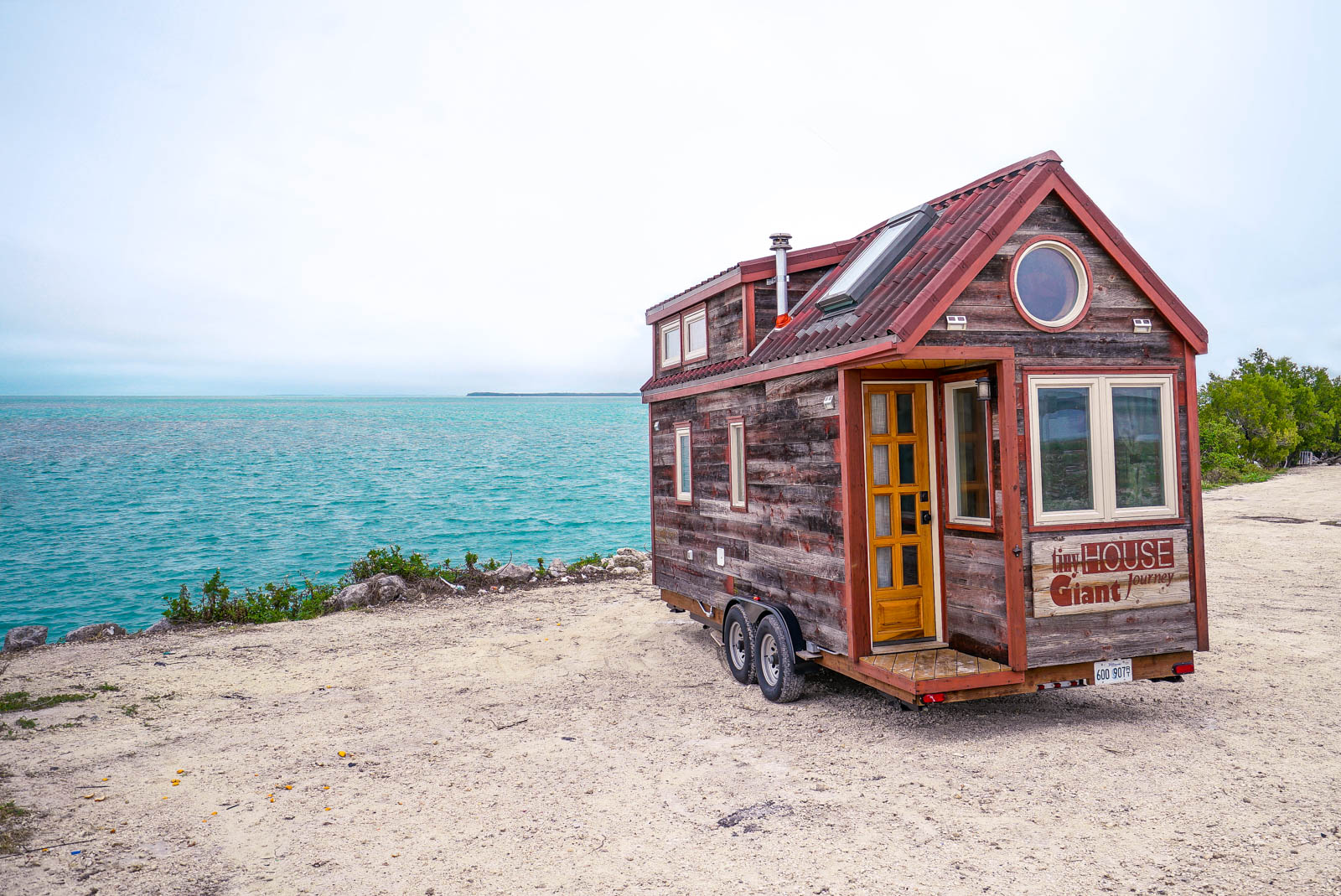 Florida Keys Tortuga Titanic Lobster Warrior Tiny House Giant