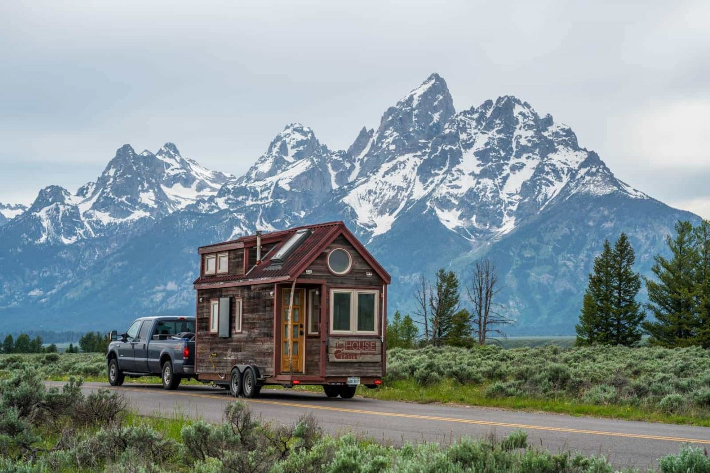 How To Weigh Your Tiny House
