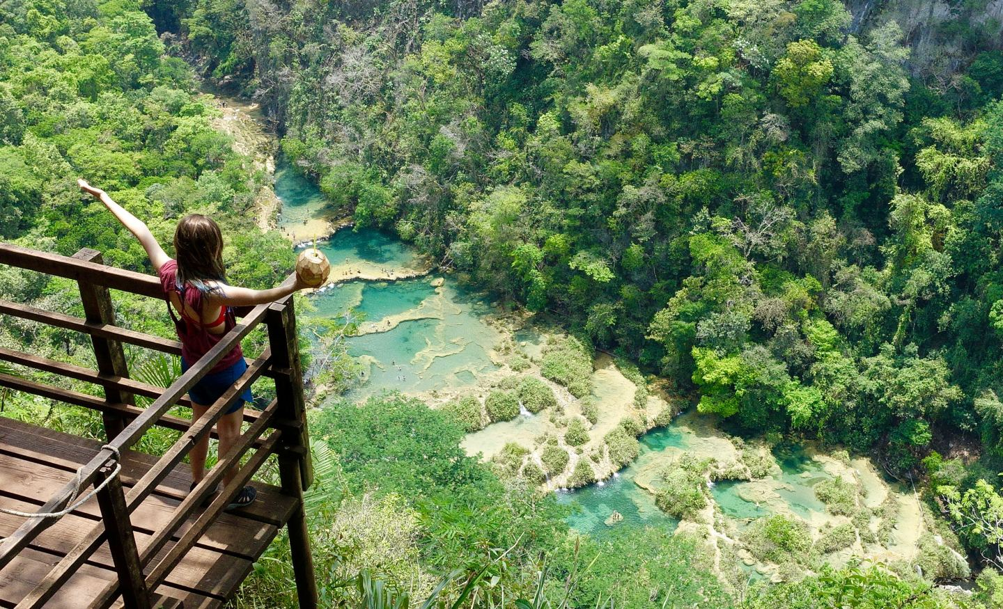 Semuc Champey: Long Road to a Jungle Oasis