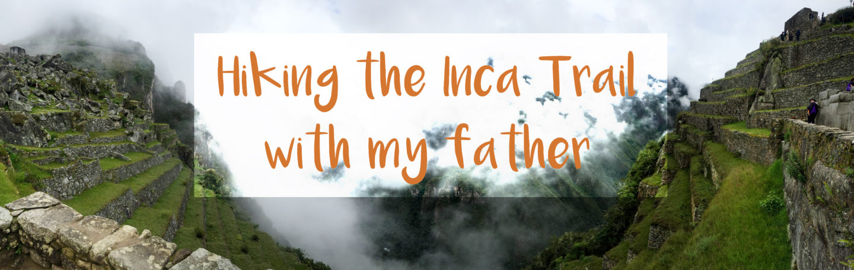 Inca Trail Header