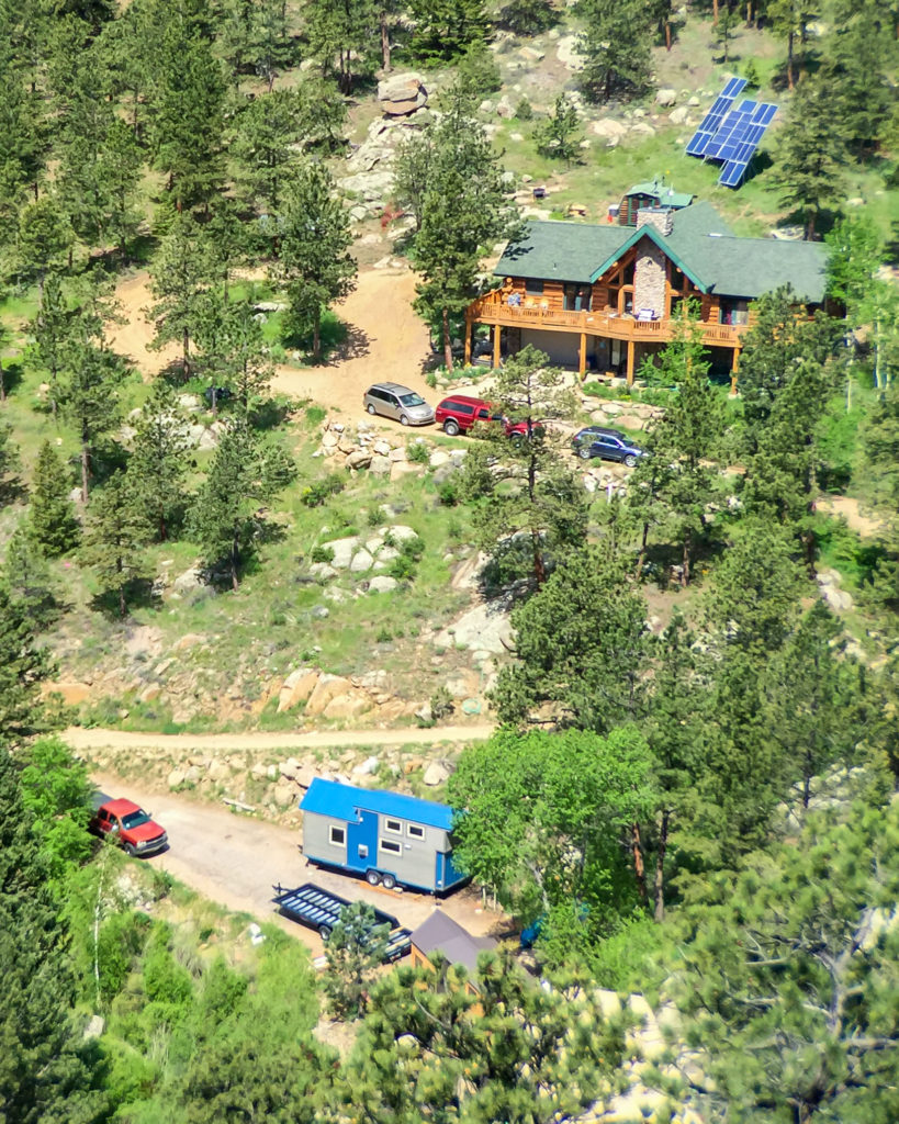 SimBLISSity Tiny Homes - off grid tiny house builder