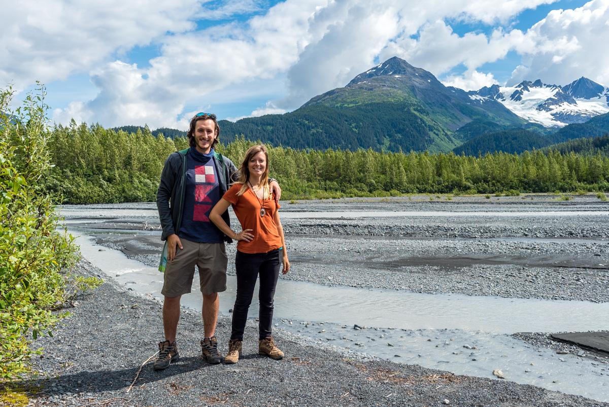 Together in Alaska At Last